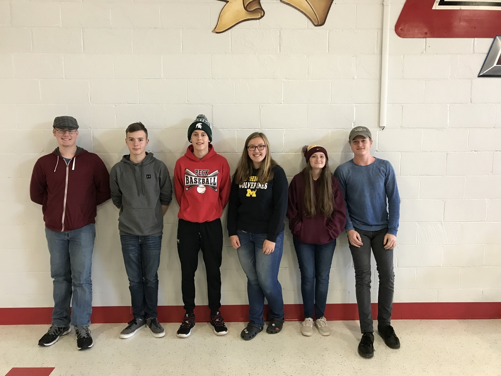 Quiz bowl team 2019-20