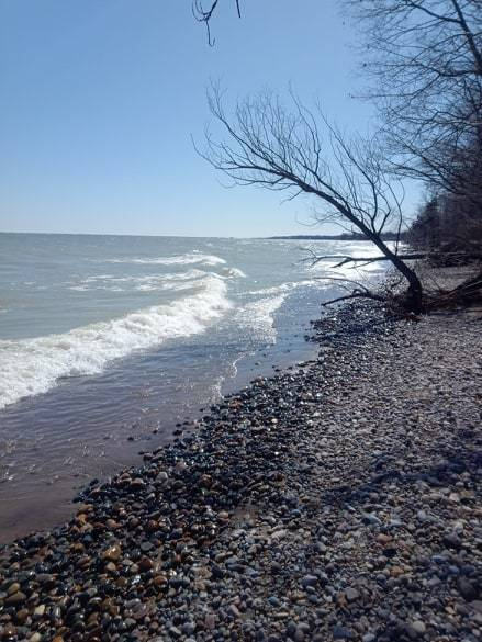 Allyson Jahnke's Lake Huron photo